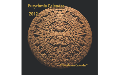 Cover of 2012 Eurythmia Calendar