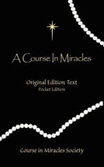 Book cover of A Course In Miracles
