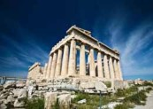 The Acropolis in Athens: a building of perfect harmonic proportions