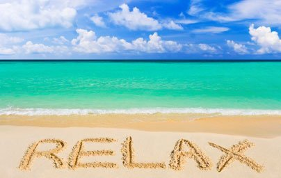 Are you getting enough REAL relaxation?